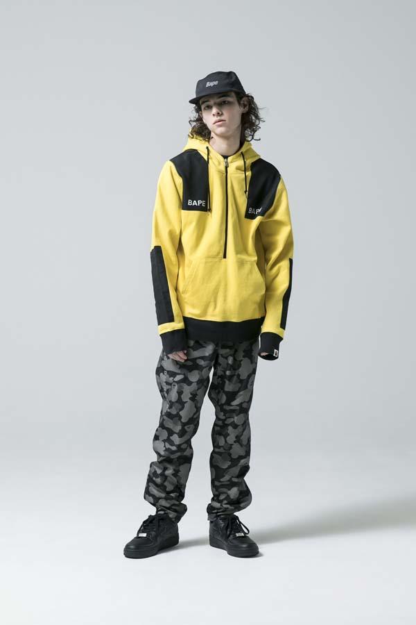 желтая подростковая куртка 2018 фото