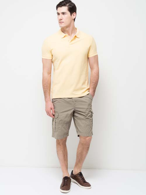 шорты с карманами мужские