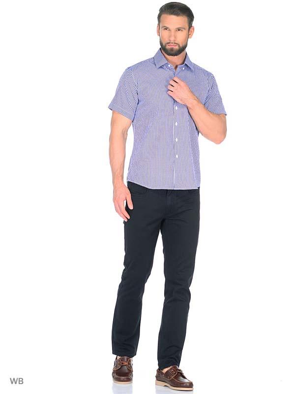 серые мужские штаны слаксы фото