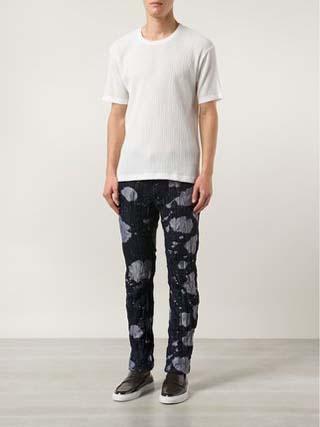 Issey Miyake джинсы