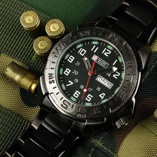 мужские часы милитари