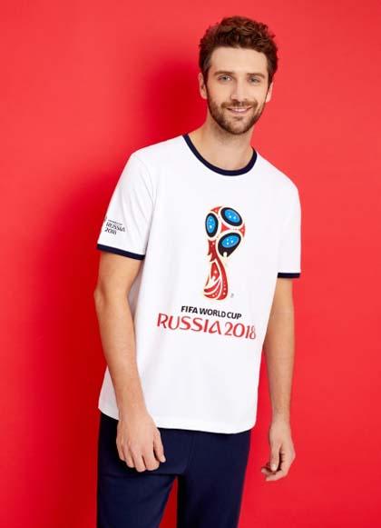 футболка FIFA 2018