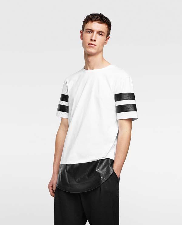 стильная мужская футболка 2018