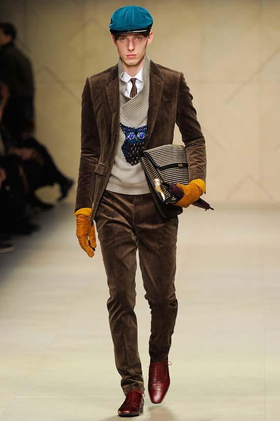 мужская мода в стиле ретро