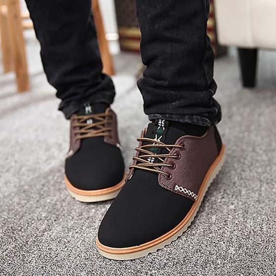 стильная мужская обувь 2018