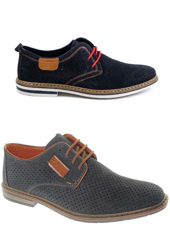 мужские туфли Rieker