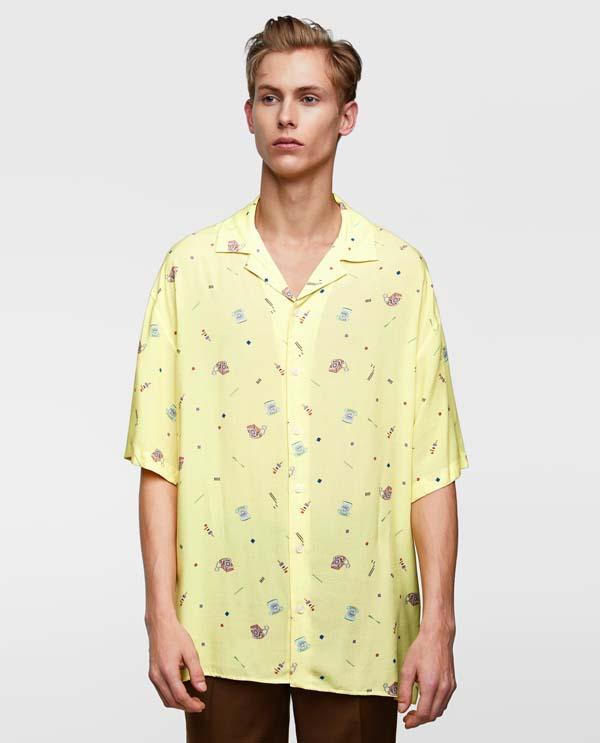 модная рубашка 2018 фото