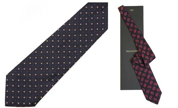 галстуки Valentino