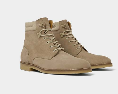 бежевые мужские ботинки 2019