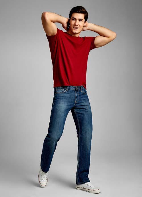 мужские джинсы осень зима 2018 2019