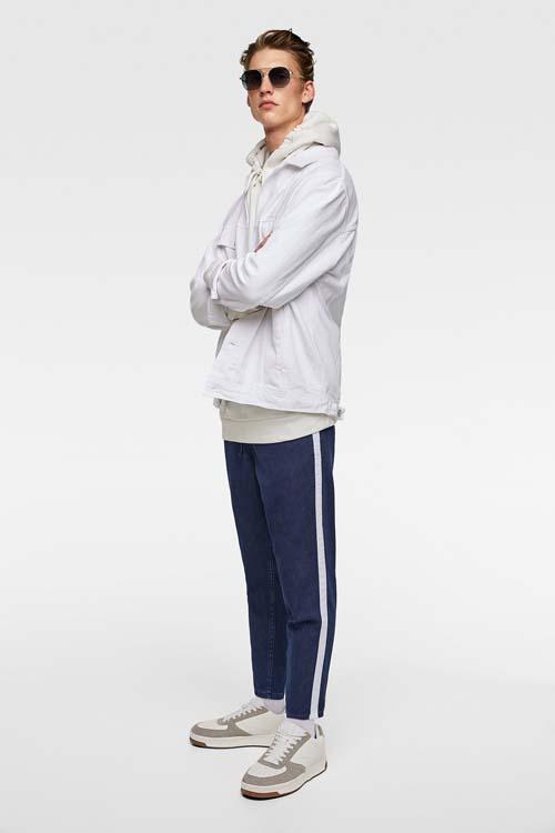 мужские джинсы чинос 2019