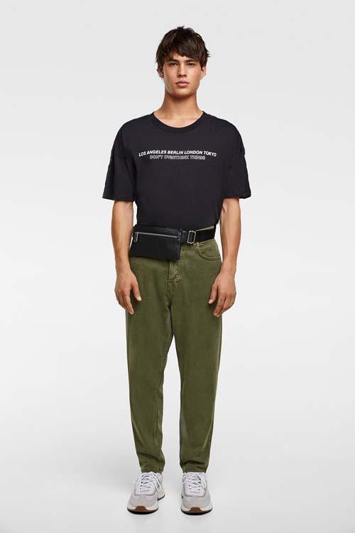 мужские джинсы хаки 2019