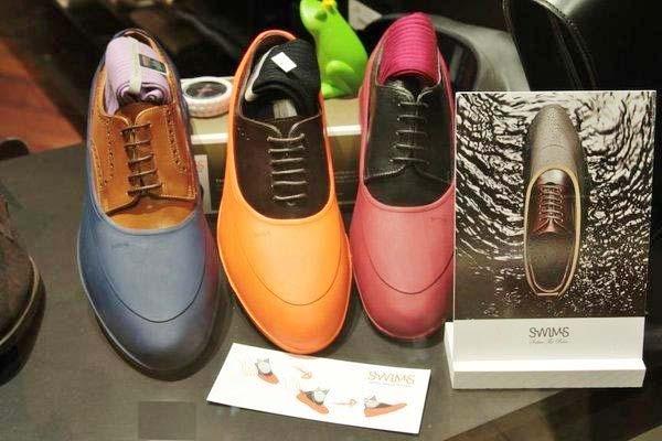 модные мужские галоши обувь