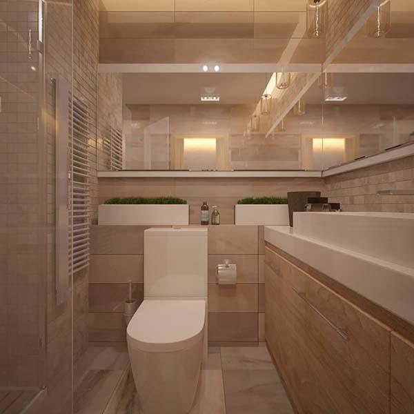 полоса зеркало ванна впритык
