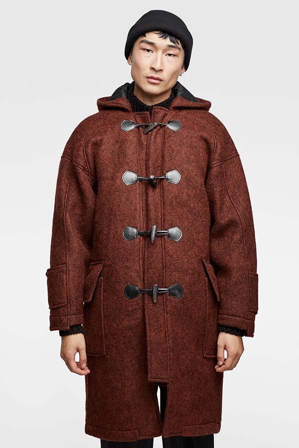 мужское пальто зима 2018 2019