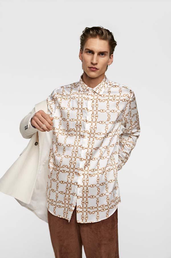 модные рубашки 2019 фото