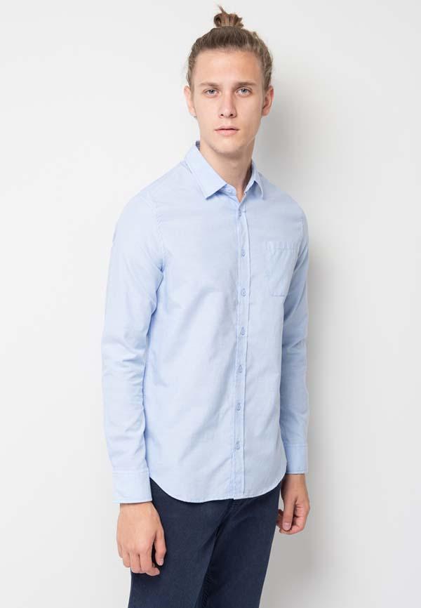 приталенная рубашка 2019 мальчиковая