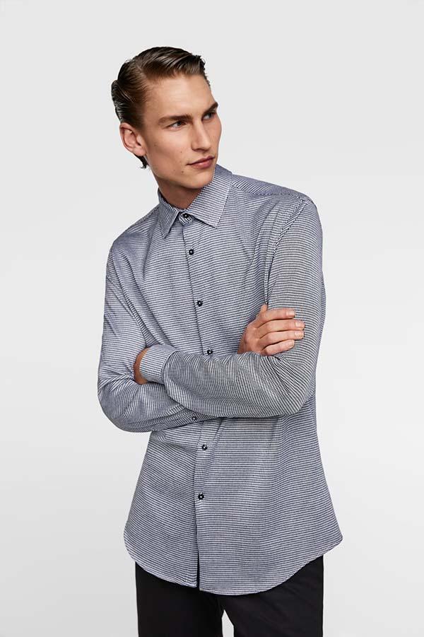 модная мужская рубашка 2019