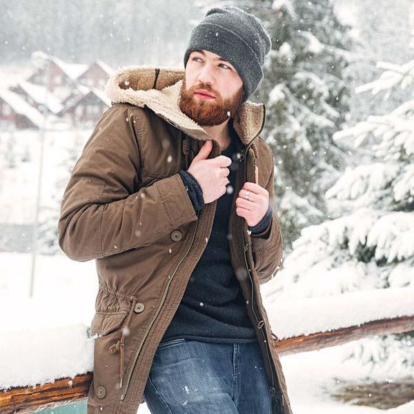 мужские зимние штаны фото