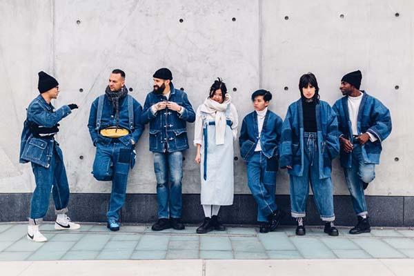 мужские джинсы 2019