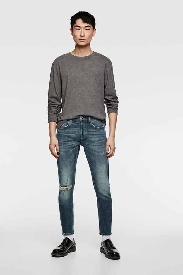 джинсы дыры 2019